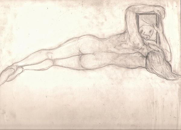 Dibujos - La venus del espejo ...